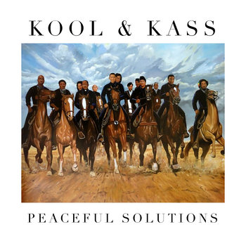 PEACEFUL SOLUTIONS cover art