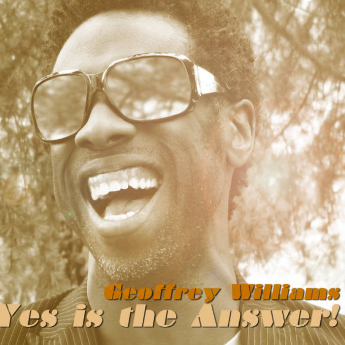 Yes Is The Answer! cover art