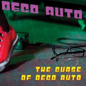 The Curse of Deco Auto cover art