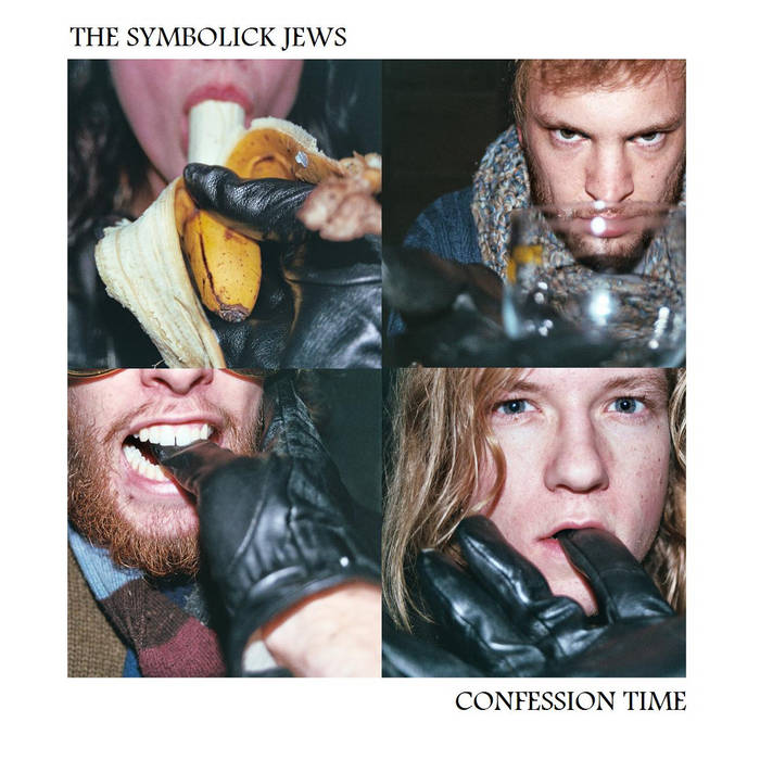 Confession Time cover art