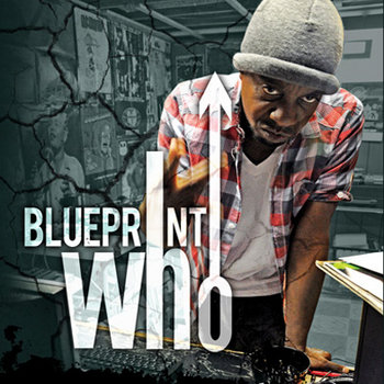 Blueprint Who EP (deluxe version) cover art