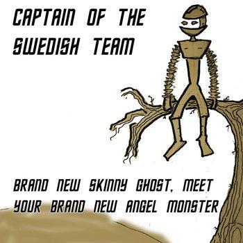 Brand New Skinny Ghost, Meet Your Brand New Angel Monster cover art