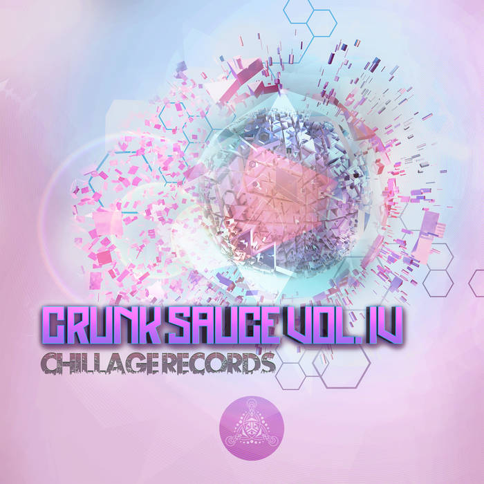 Crunksauce Vol IV cover art