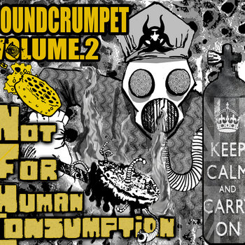 NOT FOR HUMAN CONSUMPTION cover art