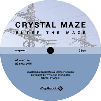Enter The Maze cover art