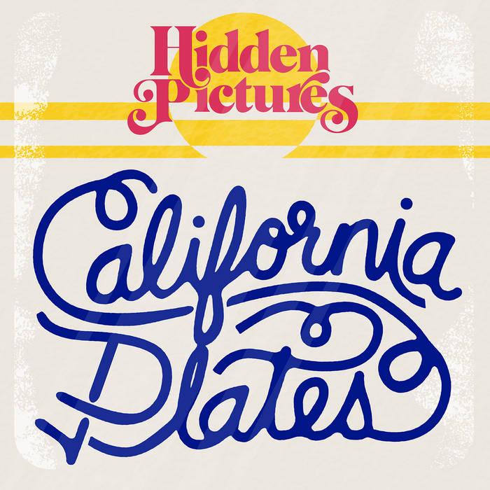 California Plates cover art