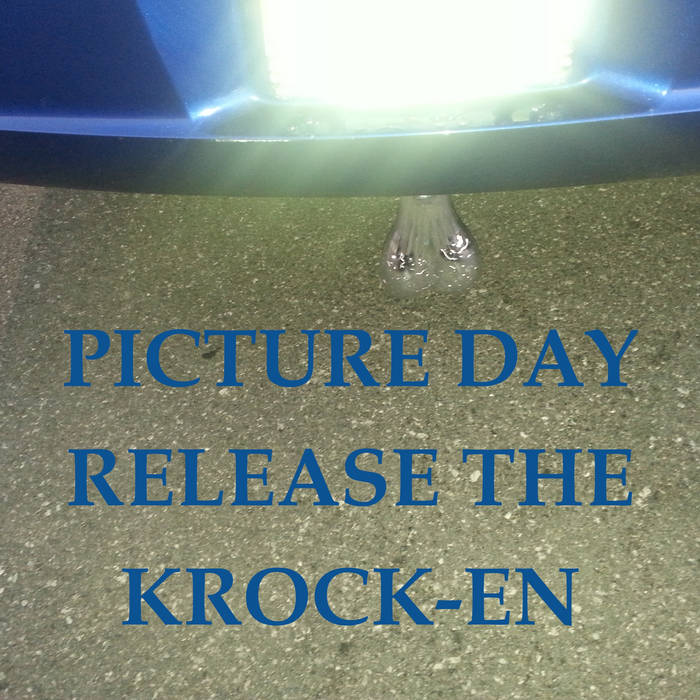 Release the Krock-en cover art