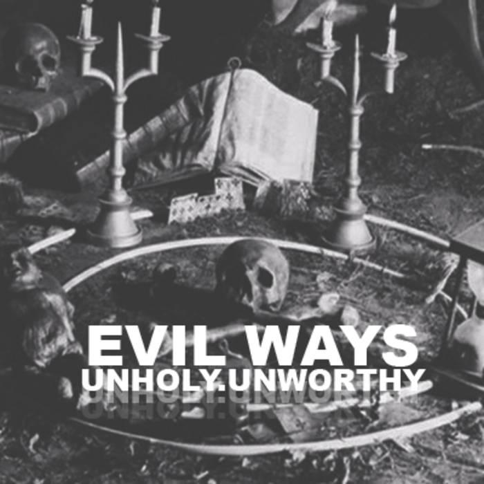 Unholy.Unworthy cover art
