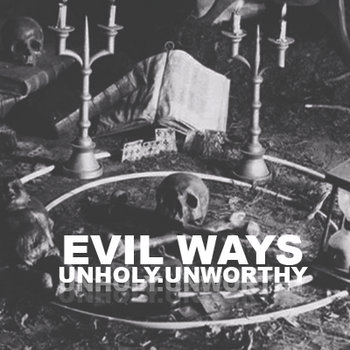Unholy.Unworthy cover art