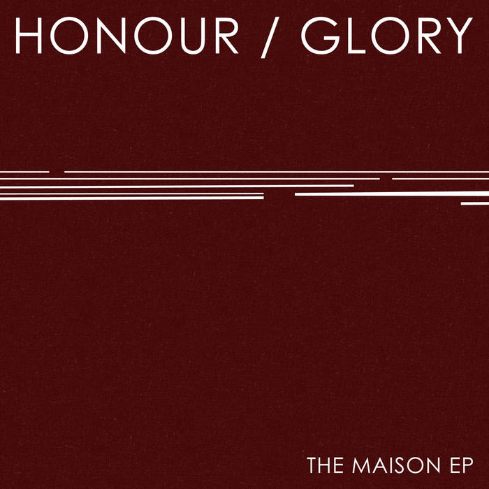 The Maison EP cover art