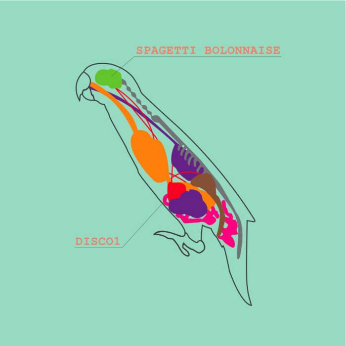 Spagetti Bolonnaise -Disco1 cover art