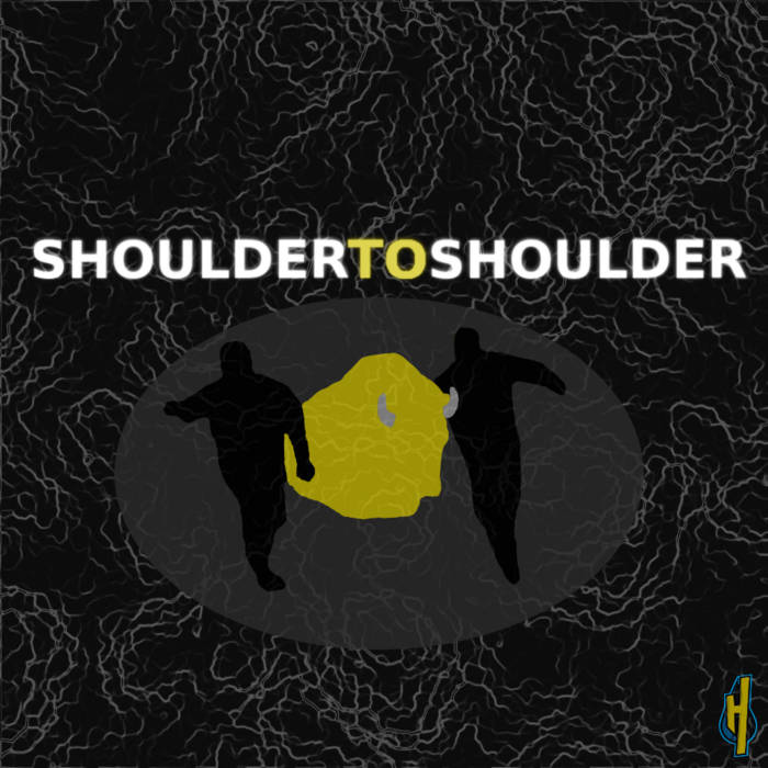 Shoulder to Shoulder EP cover art