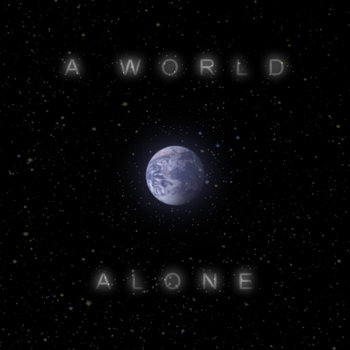 A World Alone cover art