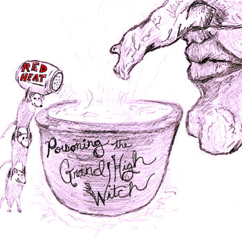 Poisoning the Grand High Witch cover art