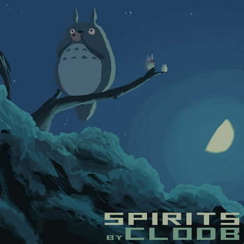 Spirits cover art