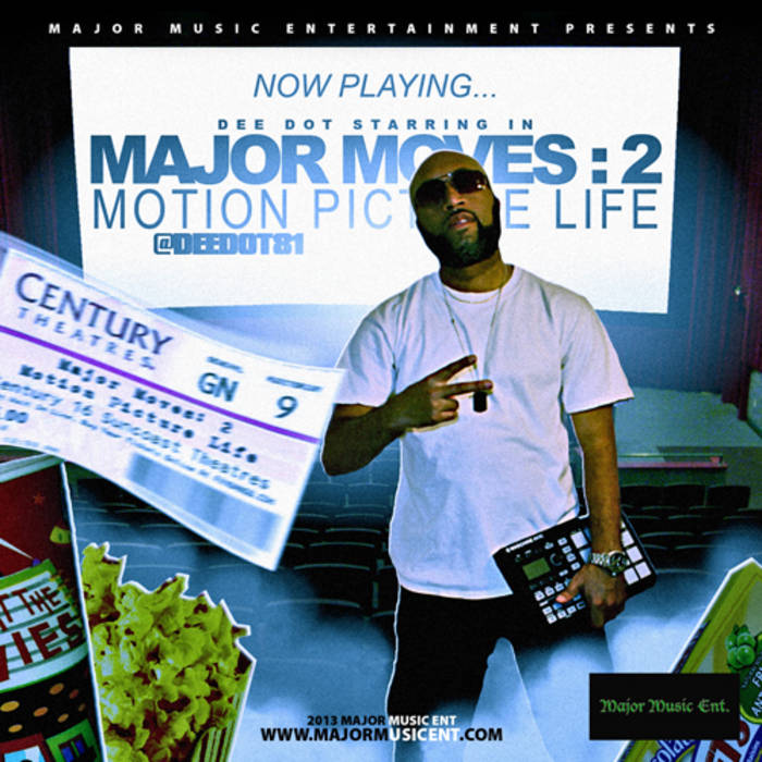 Major Moves 2 : Motion Picture Life cover art