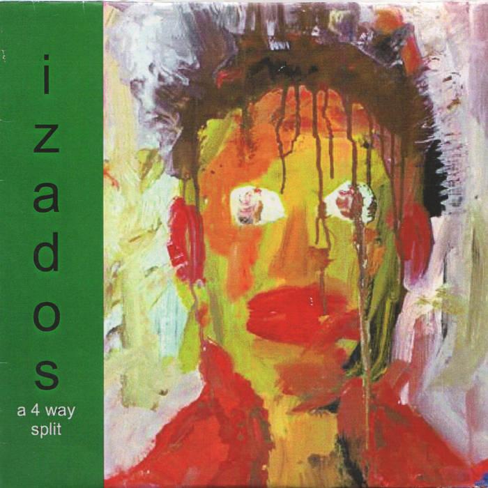 Izados - a 4 way split cover art