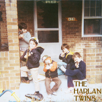 the harlan twins cover art