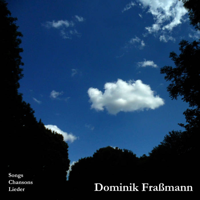 SONGS CHANSONS LIEDER cover art