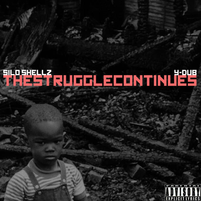 The Struggle Continues cover art