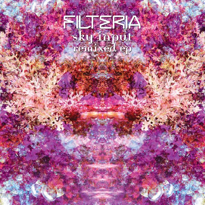 Sky Input Remixed EP cover art