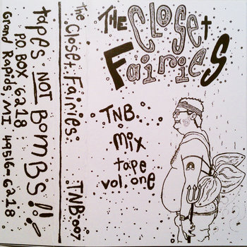TNB Techno Mix Tape Vol.1 cover art