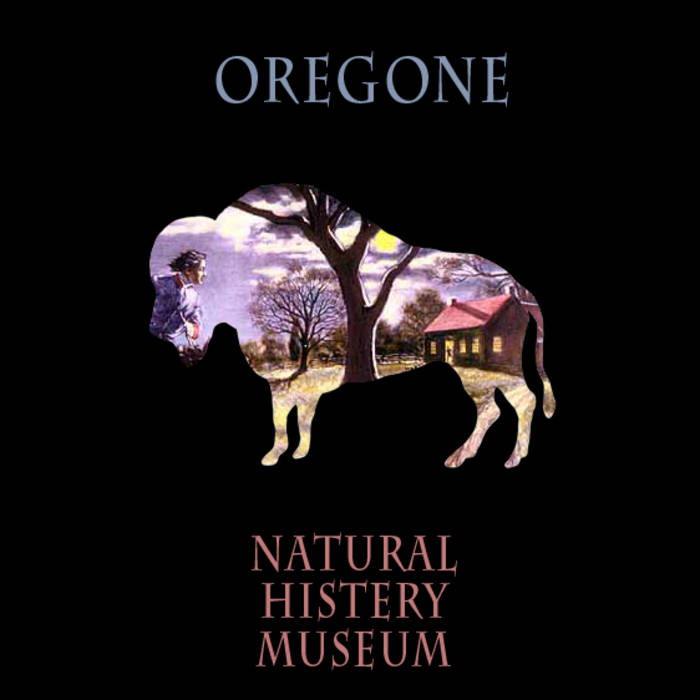 Natural Histery Museum cover art