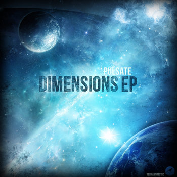 Dimensions EP cover art