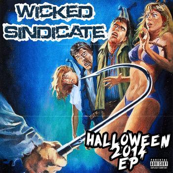 Halloween 2014 EP cover art