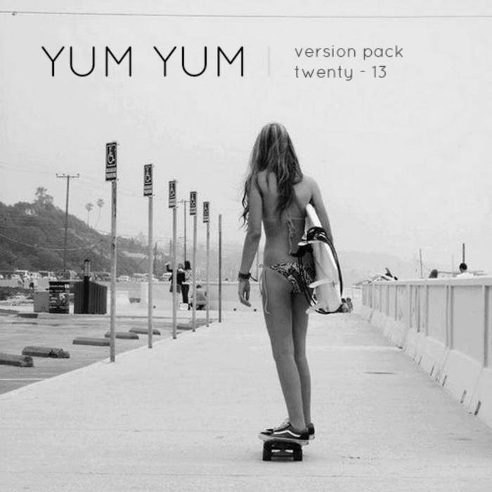 YUM YUM I version pack I twenty 13 [Compilation] cover art