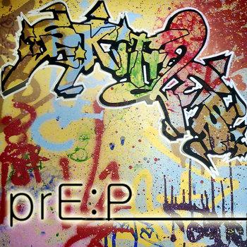 prE.P cover art