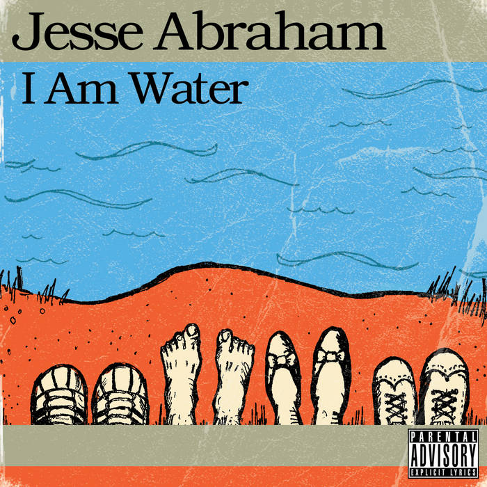 I Am Water cover art