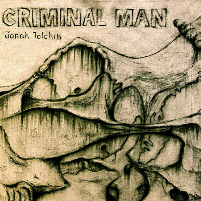 Criminal Man cover art