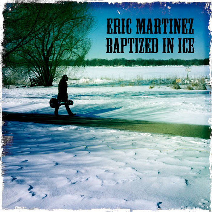 Baptized In Ice cover art