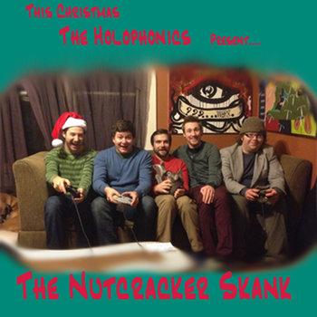 MaSKArades Vol. 8: The Nutcracker Skank cover art