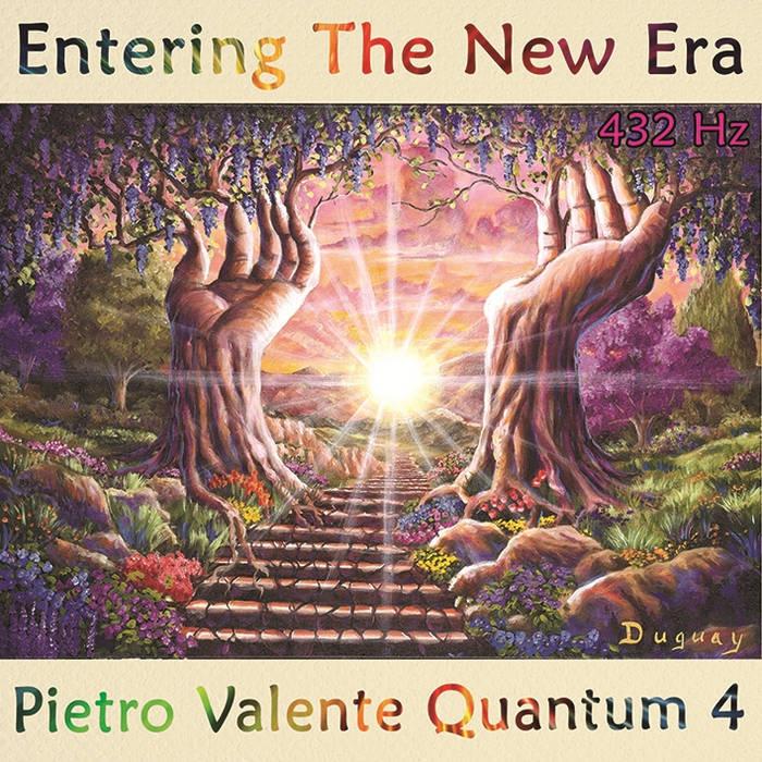 Entering The New Era (432 Hz) cover art