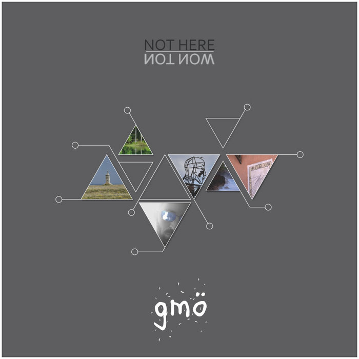 Not here, not now cover art