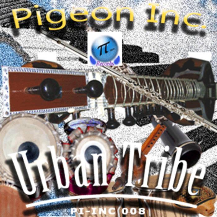 Urban Tribe - Double Album cover art