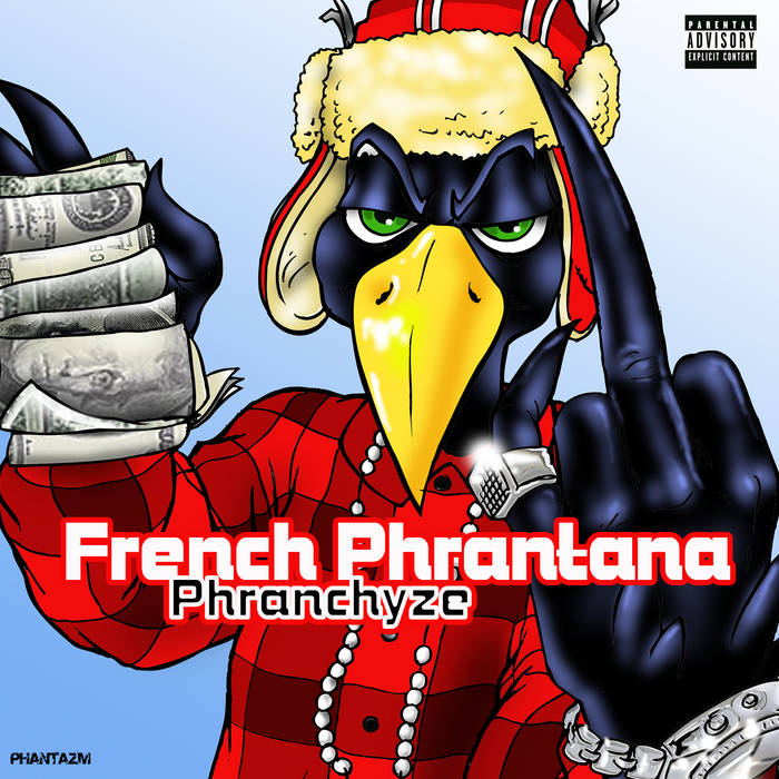 French Phrantana cover art