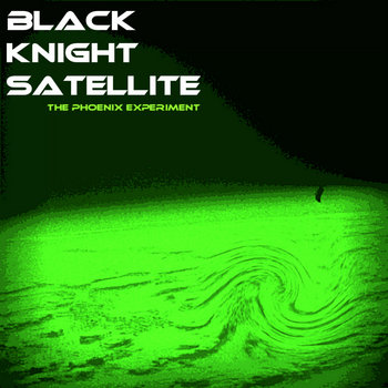 Black Knight Satellite EP cover art