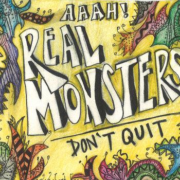 Don't Quit cover art