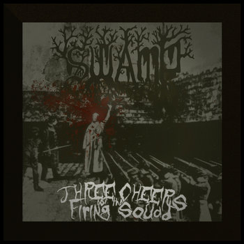 Three Cheers for the Firing Squad (EP) cover art