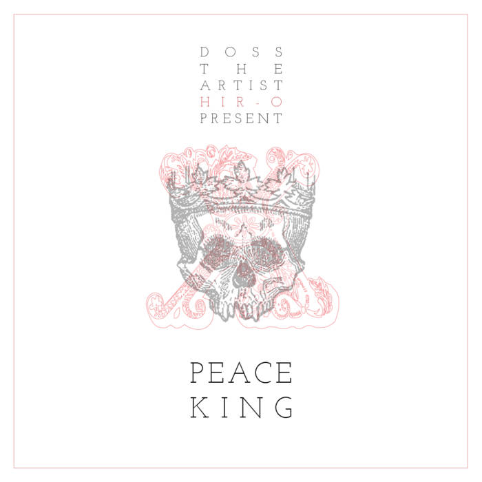 Peace King cover art