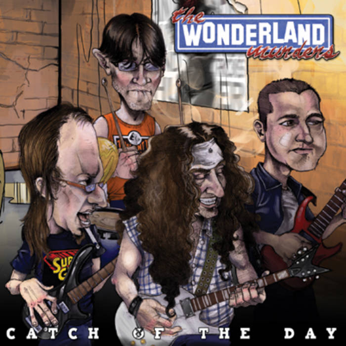 Catch Of The Day cover art