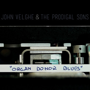 Organ Donor Blues cover art