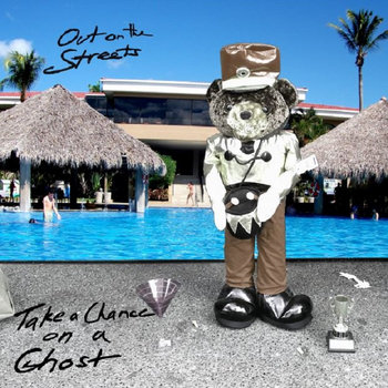 Take A Chance On A Ghost cover art