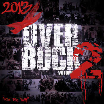 OVERbuck Vol. II cover art