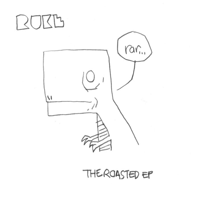 The Roasted EP cover art