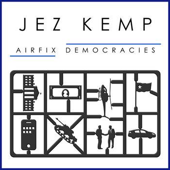 Airfix Democracies cover art