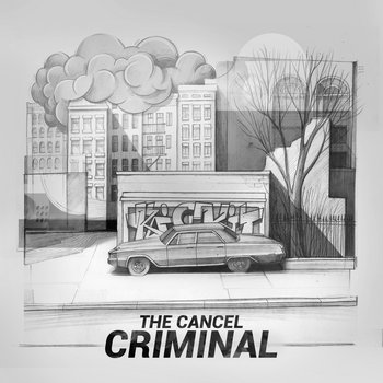 Criminal cover art